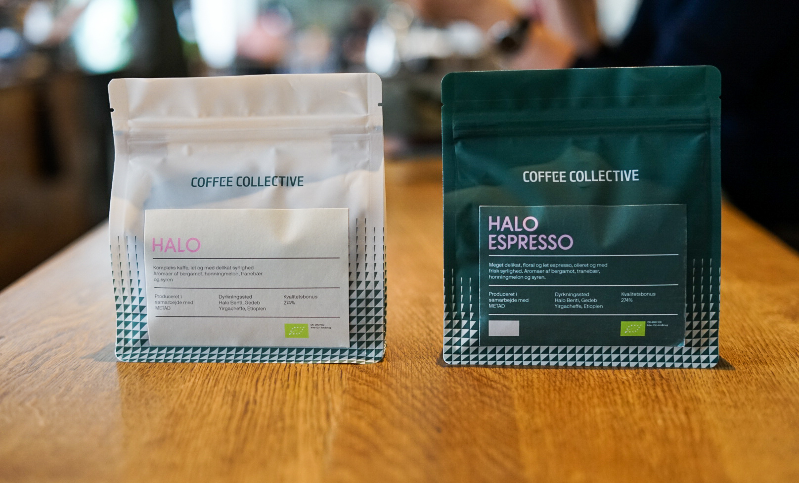 Halo coffee
