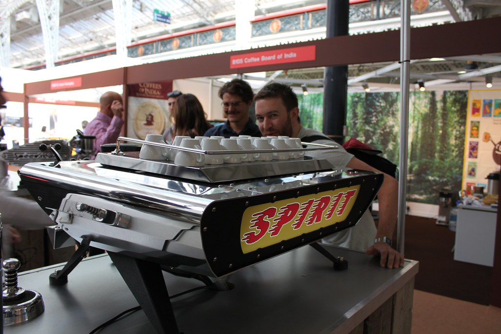 Spirit Espresso Machine