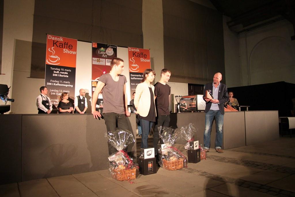 2011 Danish Barista Champion: AnneStine!