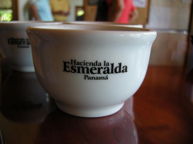Esmeralda Roasting