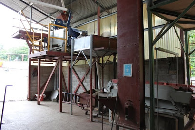Small dry mill.