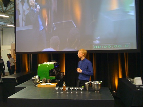The Danish Barista Champion: Morten