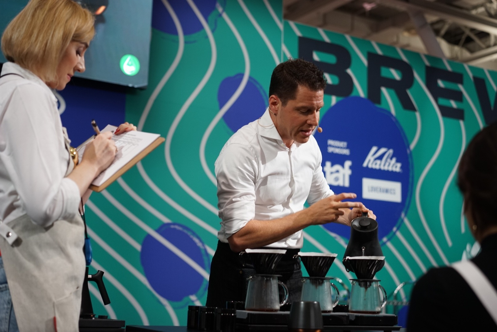 Competing With Our Coffee | Takesi Catuaí for Brewers Cup