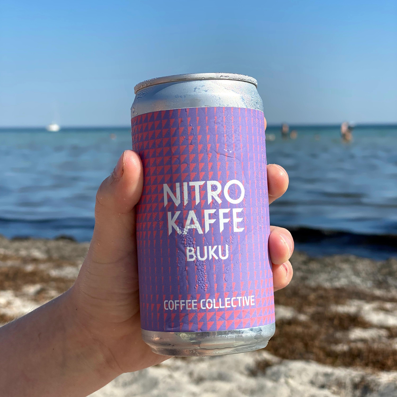 Nitro at the beach