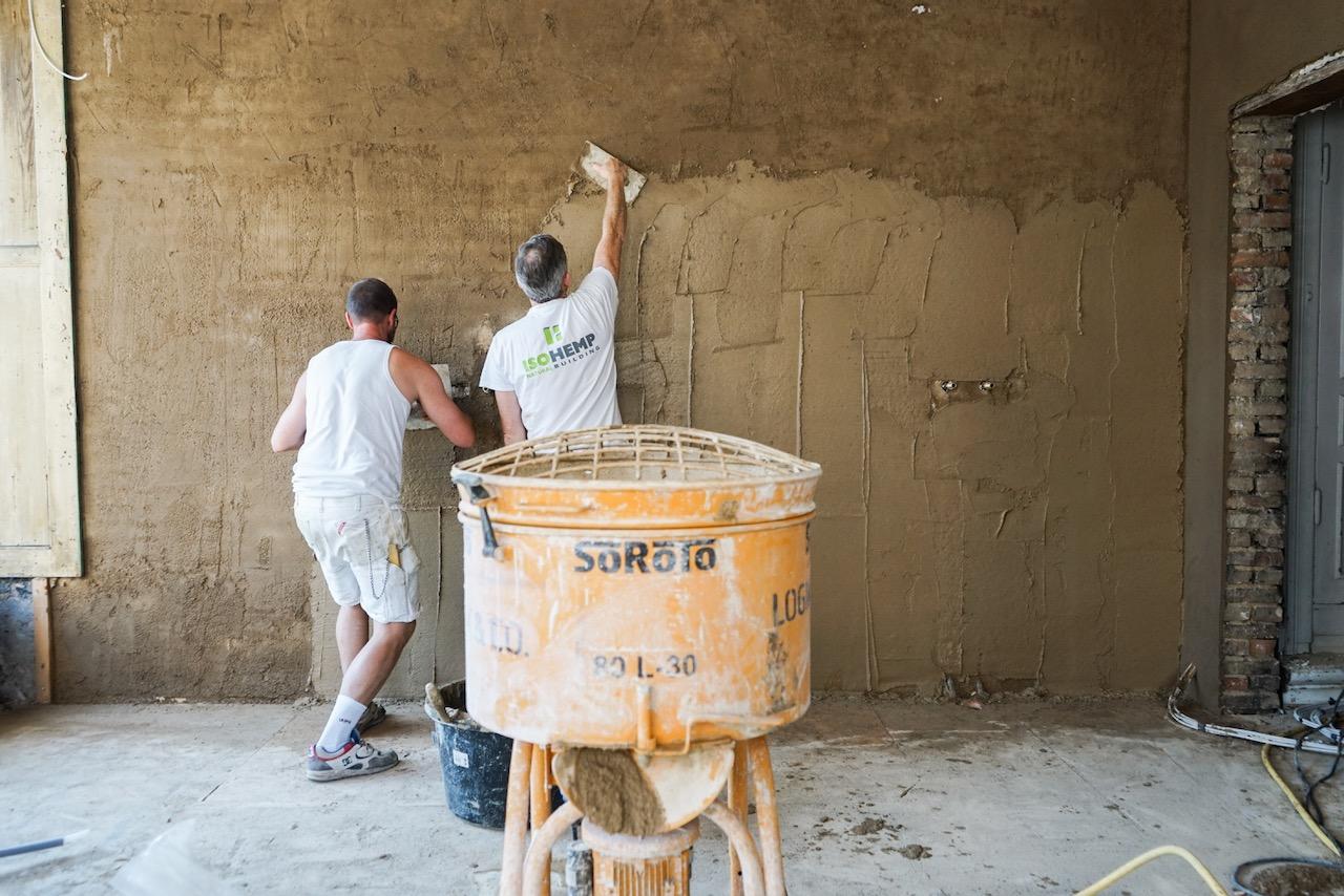 Clay wall coming up