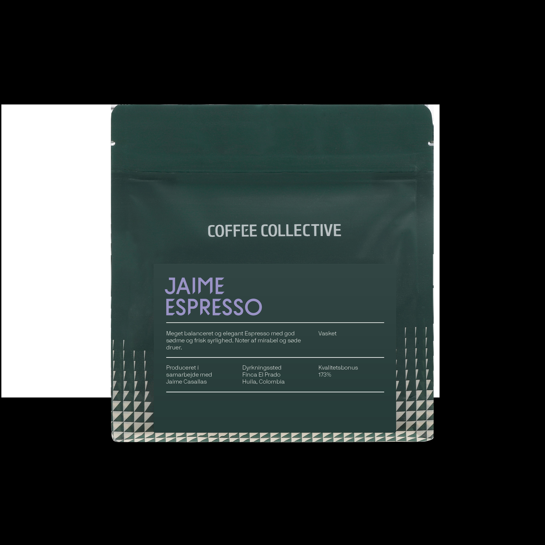 Jaime Espresso