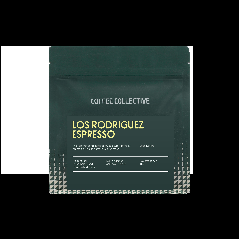 Rodriguez Espresso