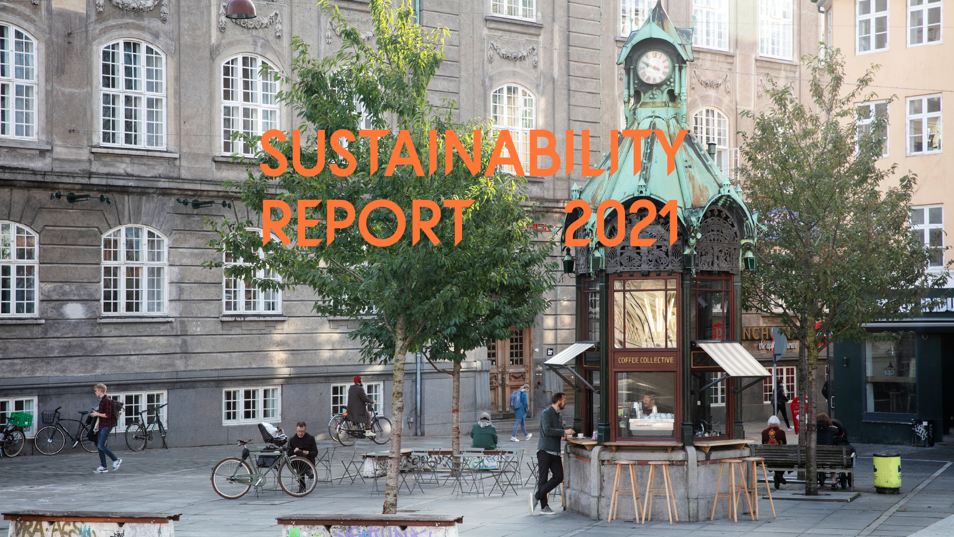 Sustainability Report 2021