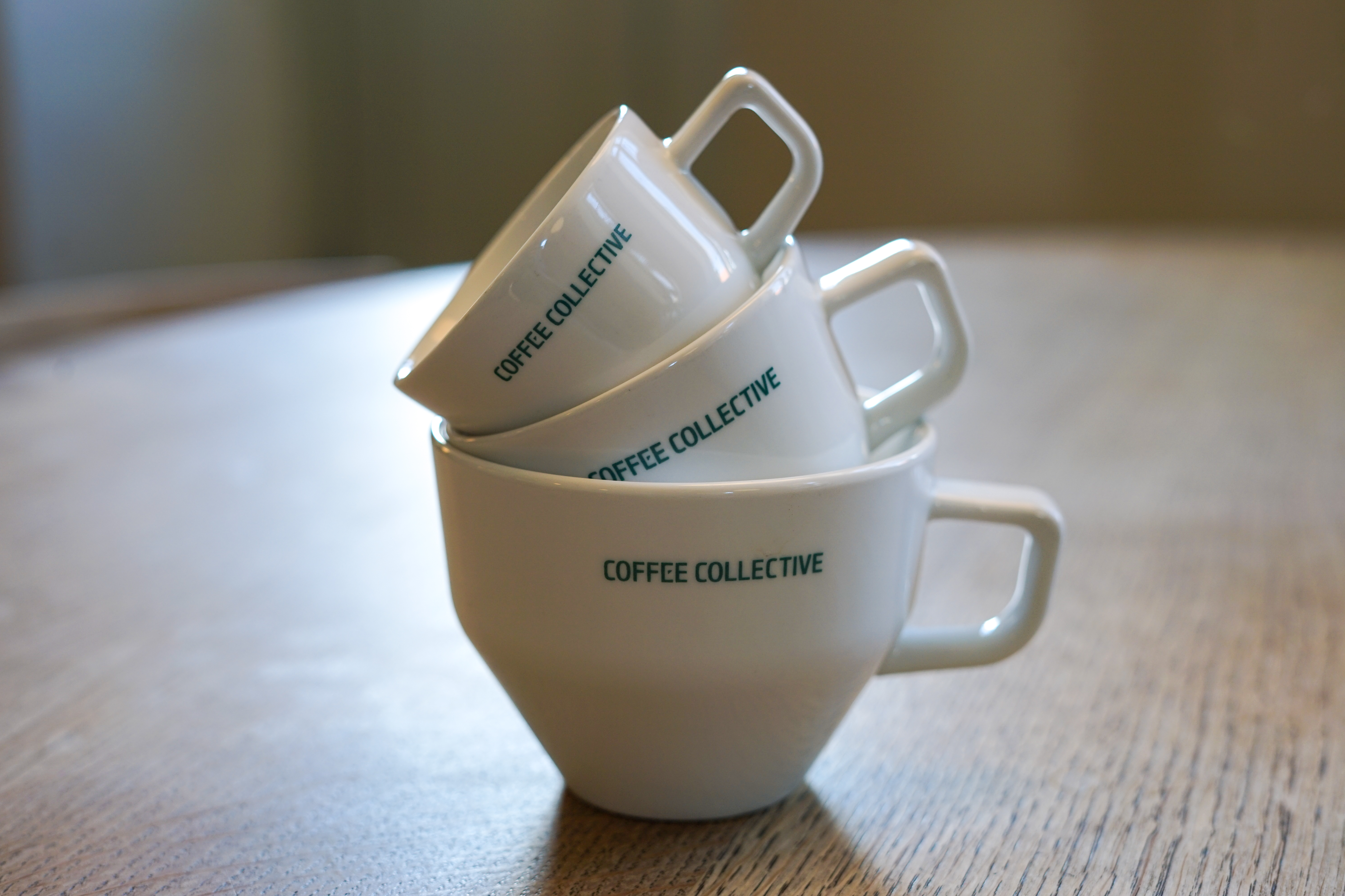 A new cup series made in collaboration with Acme