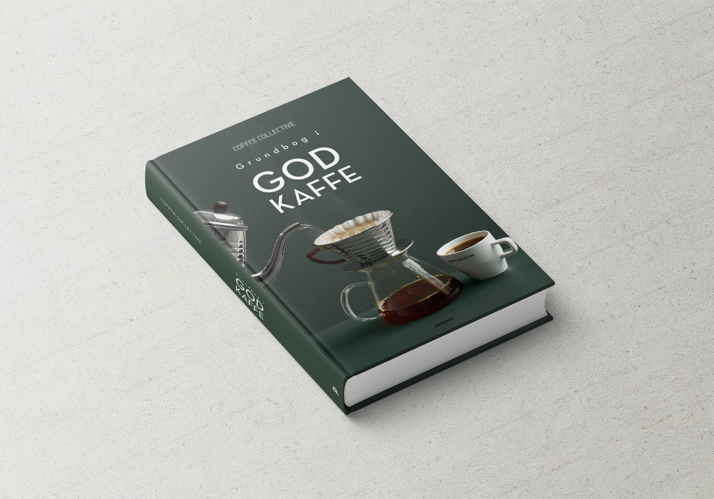 A new and improved version | God Kaffe Book