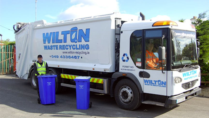 Waste recycling company reduces fuel bills $5,000