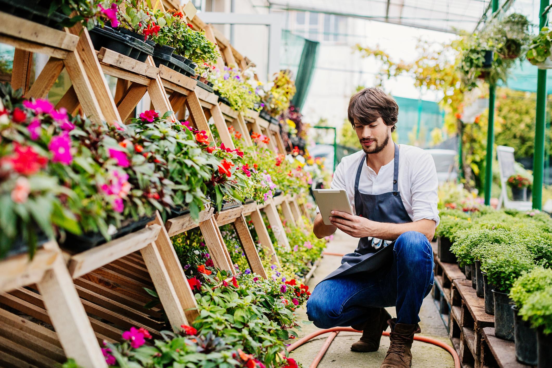 Florist, Nursery, Landscape: Prep for Peak Season