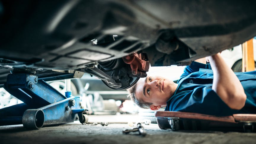 3 Signs That Your Vehicle Needs a Sick Day
