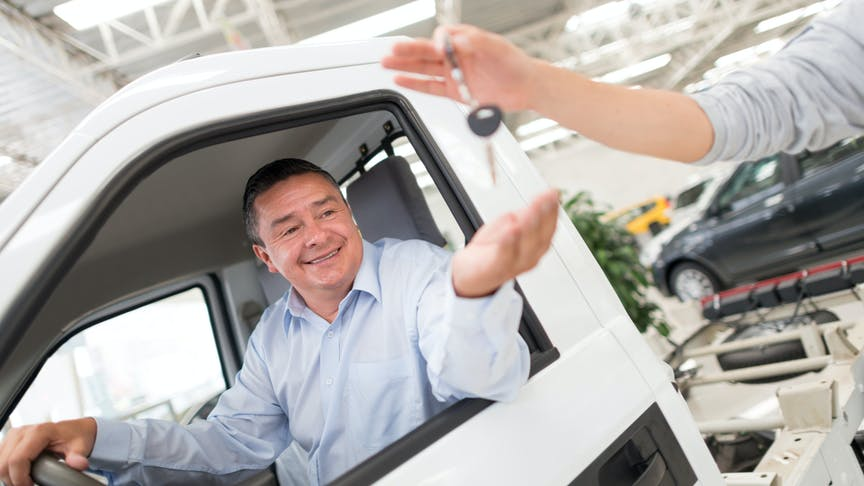 Telematics Solutions for New Fleet Vehicles