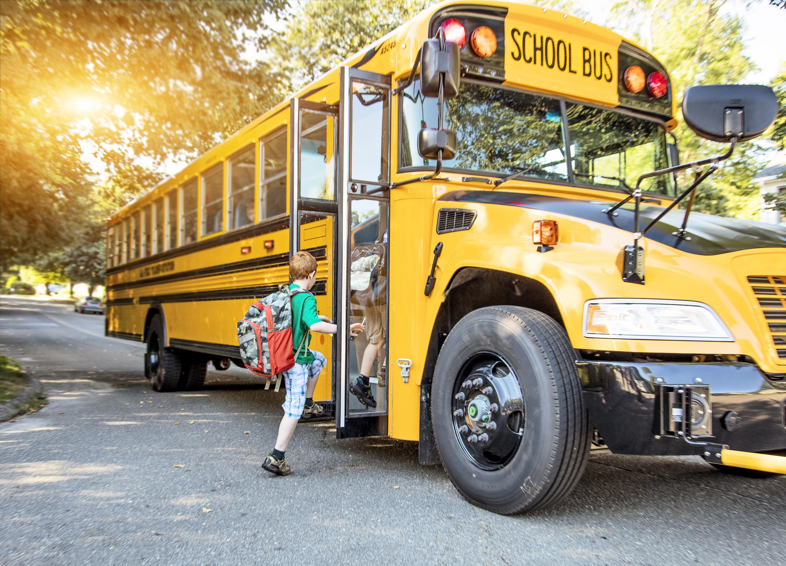 Smart Solutions for School Bus Fleet Management
