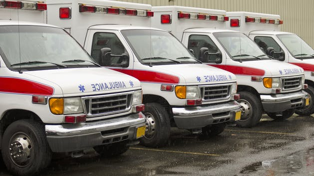 Emergency service fleet management for first responders
