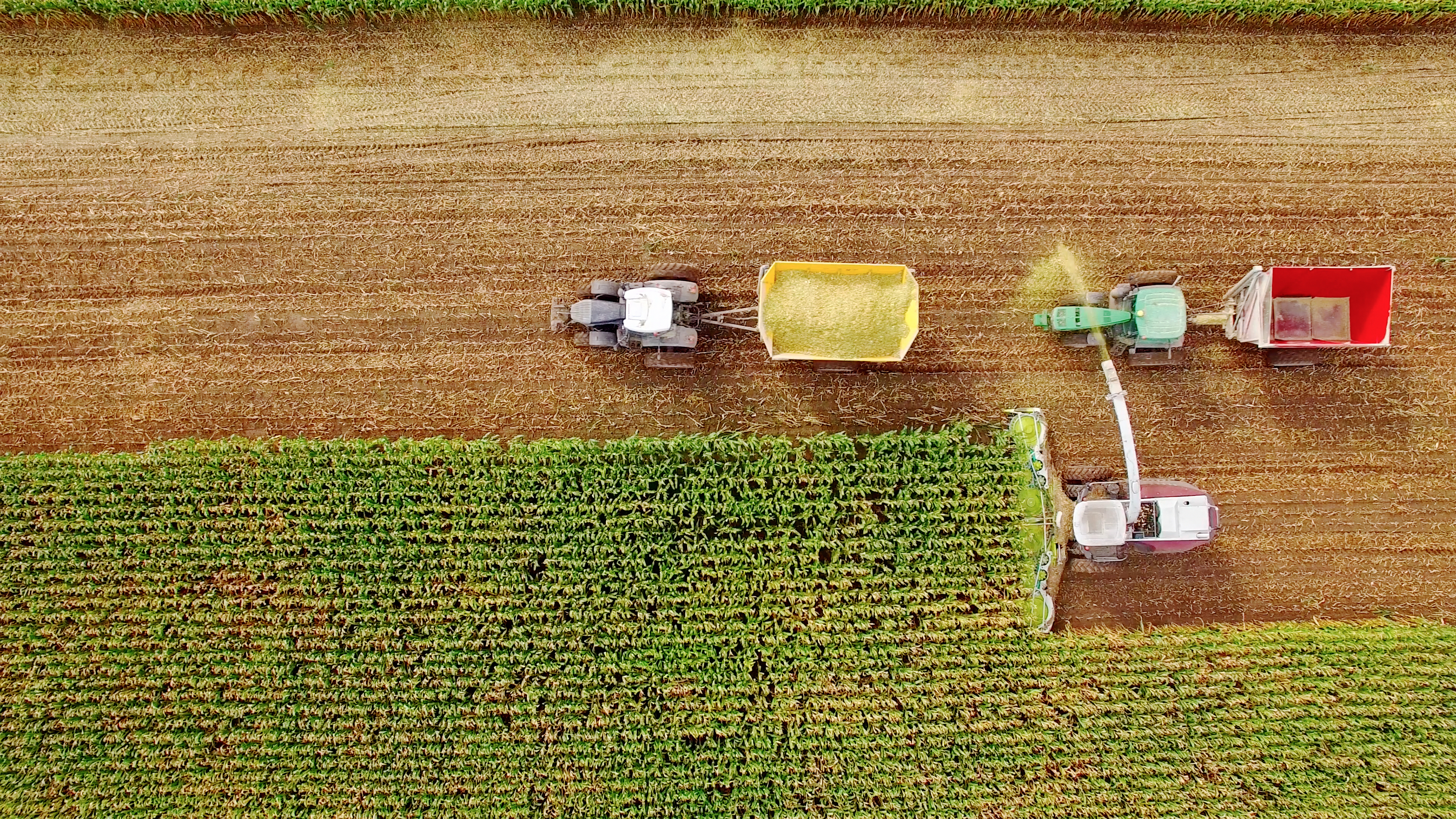 Farming and Agriculture GPS Fleet Tracking