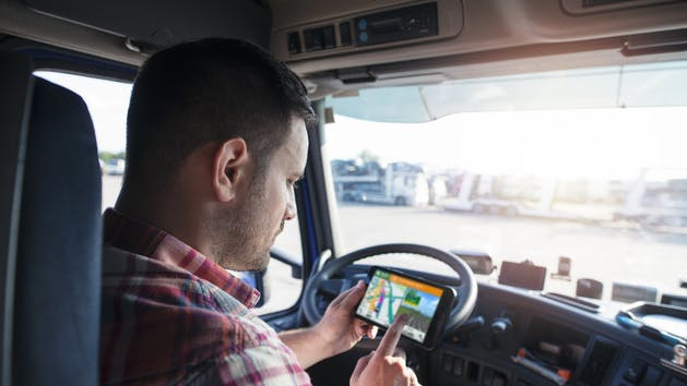 Implementing IVMS: A Top Down Approach in Fleet Management