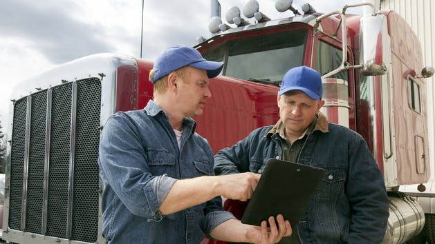 Truck driving can be dangerous, here's how telematics can help